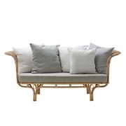 Rattan-Sofa 'Belladonna'