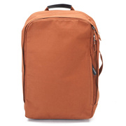 Qwstion organic rust backpack front