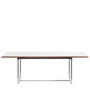 Tisch 'S 1070' mit Massivholzkante