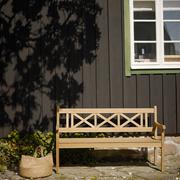 Dänische Gartenbank 'Skagen'