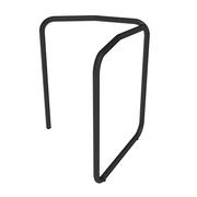 Joval helios tischgestell schwarz feinstruktur offen freisteller a1