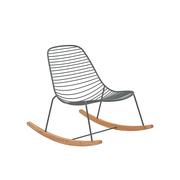 Sketch schaukelstuhl von houe   design von henrik pedersen