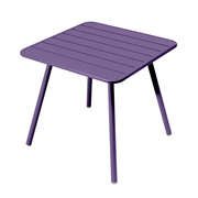 Luxembourg table 2080x80 204 20pieds aubergine