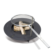 Feuerstelle von 'Radius Design'
