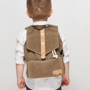 Mini khaki back tobias
