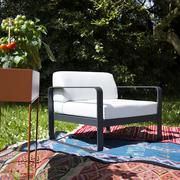 Outdoor Lounger 'Bellevie'