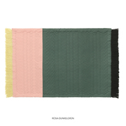 602451 trace rug blushdarkgreen 1 front