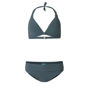 Paula beachwear bikini blush seaweed sage