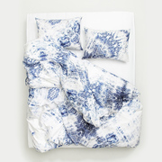 Artist designer bedding collection denim kaos artist duvet covers and pillows by carmen boog 2 1024x1024