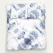 Artist designer bedding collection denim kaos artist duvet covers and pillows by carmen boog 1 1024x1024