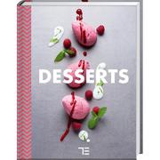 Raffiniertes Rezeptbuch: 'Desserts'