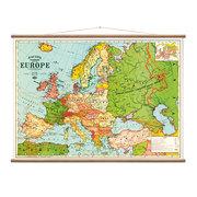 'Europe' Vintage Karte