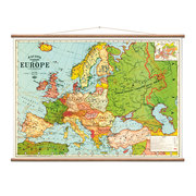 Map of europe 2500