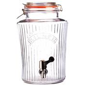 Vintage Drink Dispenser 'Kilner'