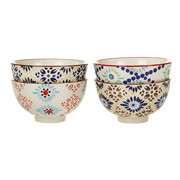 Pols potten mosaic bowl set of 4 2 c