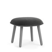 603078 ace footstool velour grey 1