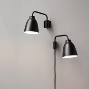 Lightyears caravaggio read wall black two fittings p