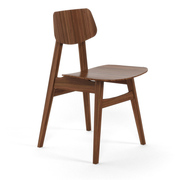 Rex kralj 1960 chair walnut