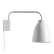 Caravaggio wall light white