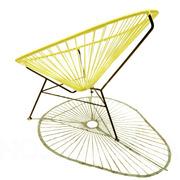 Einzelstück: Einzelstück: 'Acapulco Chair'