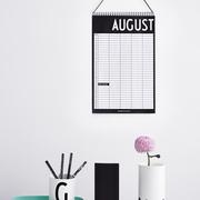 Typo Wochen- und Monatsplaner