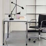 Büro- und Sitzungstisch 'Appetit' in Linoleum