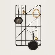 Ferm living square rack 4