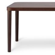 Holztisch 'Glaris'