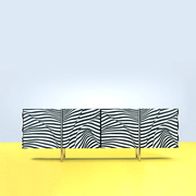 Wogg amor stripe sideboard wogg12 322 b