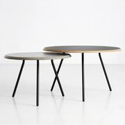 Woud soround side table beide frei