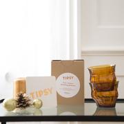 Tipsy amber