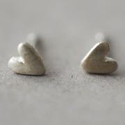Herz-Ohrstecker für deine liebste Freundin