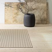 Papierschnur-Teppich 'Line'