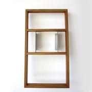 Einfaches Bücherregal