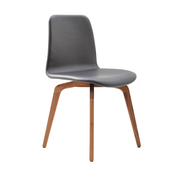 Dk3 copilot chair walnut