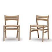 Bm1 chair front side oak soap