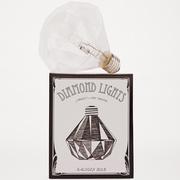 Diamond light clear box