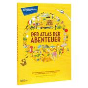 Kinderbuch: 'Der Atlas der Abenteuer'