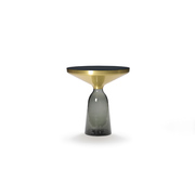 Bell side table grey