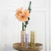 Metallic-Vase 'Noella'