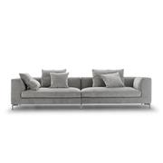 Schlichtes Sofa 'Savanna'