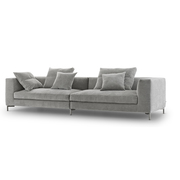Savanna sofa 320x100 cm soft 26 2 314618