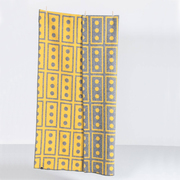 Coopdps wool blankets coopdps japan wool throws blankets grey and yellow 1 1024x1024
