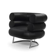 Bibendum leather black 40