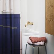 Baumwolltuch fürs Bad