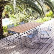 Gartentisch 'Sketch' aus Bambus