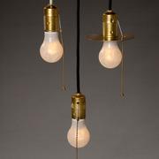 Lampe 'Goldie' als erhellendes Geschenk