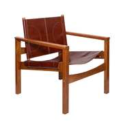 Zeitloser Sessel 'Peglev'