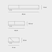 Grosses 'Folded Shelf'