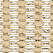 Papierschnur-Teppich 'Railway'